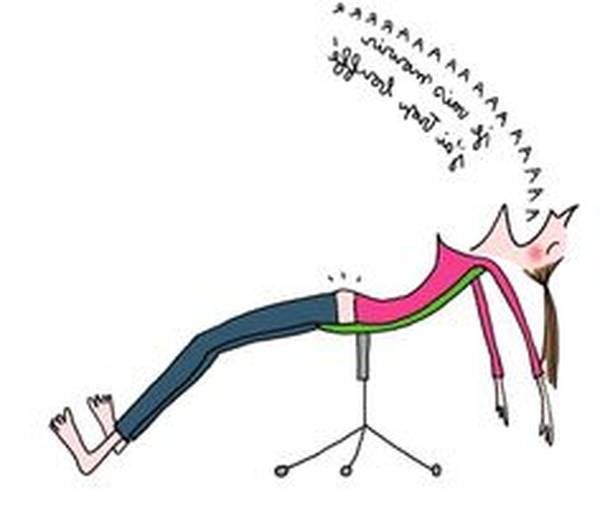 Fatigue Musculaire Stress